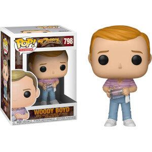 Cheers Woody Pop! Vinyl Figure