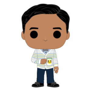 Community Abed Nadir Pop! Vinyl Figure