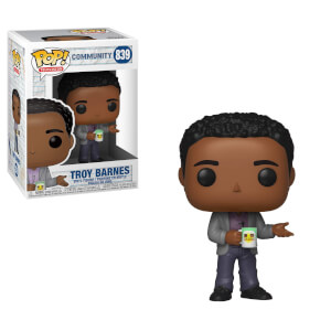 Community - Troy Barnes Pop! Vinyl Figur