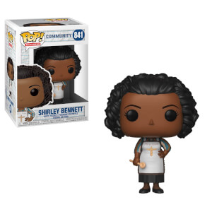 Figurine Pop! Community Shirley Bennett
