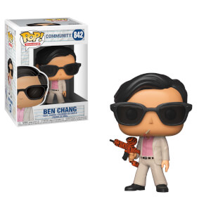 Community Ben Chang Pop! Vinyl Figure