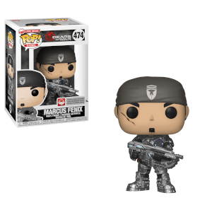 Gears of War - Marcus LTF Pop! Vinyl Figur