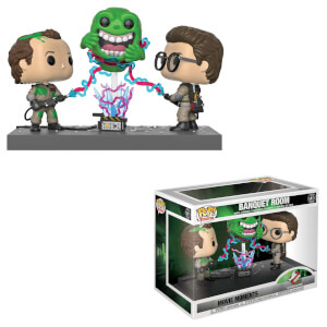 Figurine Pop! Movie Moment - La Salle Du Banquet - Ghostbusters