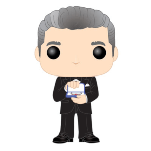 Pretty Woman - Edward Figura Pop! Vinyl