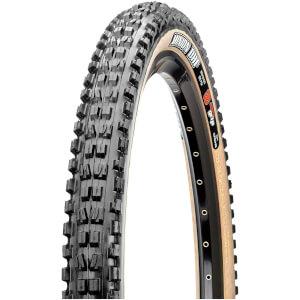 "Maxxis Minion DHF Folding 3C EXO TR 3C Maxx Grip Tyre - 27.5"""" x 2.50"""