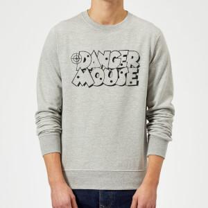 Danger Mouse Target Sweatshirt - Grey