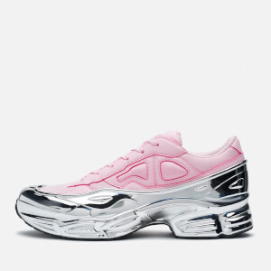 adidas by Raf Simons Women's Ozweego Trainers - CL Pink/Silver