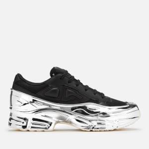 adidas by Raf Simons Men's Ozweego Trainers - C Black/Silver
