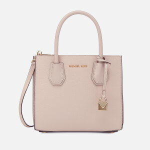 MICHAEL MICHAEL KORS Women's Mercer Medium Acordian Messenger Bag - Soft Pink