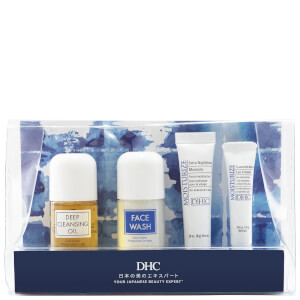 DHC Japanese Evening Skincare Collection
