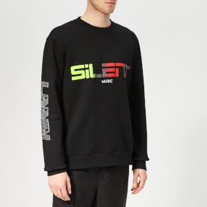 Lanvin Men's Silent Music Sweatshirt - Black