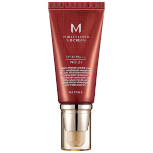 MISSHA M Perfect Cover BB Cream SPF42/PA+++ - No.27/Honey Beige 50ml