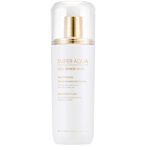 MISSHA Super Aqua Cell Renew Snail Essential Moisturiser 130ml
