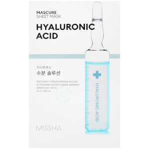 MISSHA Mascure Hydra Solution Sheet Mask 27ml