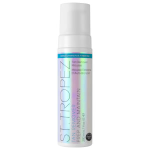 St. Tropez Prep & Maintain Tan Remover Mousse 200ml