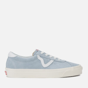 Vans Men's Anaheim Style 73 DX Trainers - OG Light Blue/Suede
