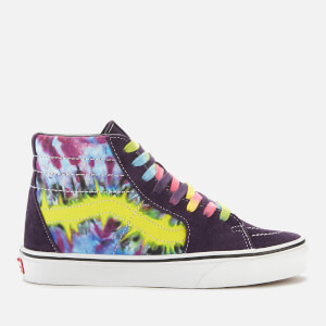 0a319c8f49f7ab Vans Tie Dye Sk8-Hi Trainers - Mysterioso True White