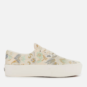 Vans Women's Daring Damsels Platform Era Trainers - Multi/Marshmallow