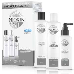 NIOXIN 3-Part Loyalty Kit System 1