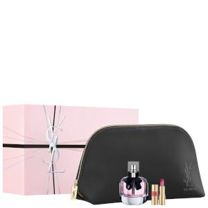 Yves Saint Laurent Mon Paris and Lipstick Gift Set