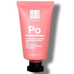 Skin Research Ltd T/Dr. Botanicals Pommegranate Sleeping Mask 30ml
