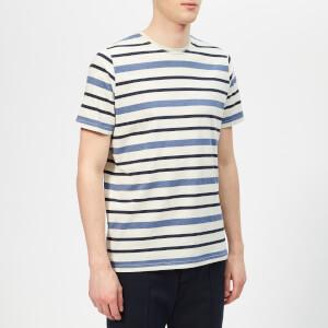 Oliver Spencer Men's Conduit T-Shirt - Caris Blue
