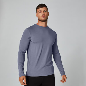 MP Luxe Classic Long Sleeve Crew T-Shirt - Nightshade