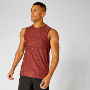 MP Dry-Tech Tank Top - Paprika Marl