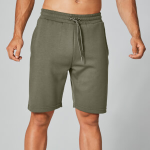 Form Pro Sweatshortsit - Forest Green