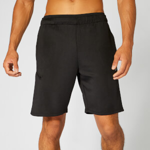 Luxe Lite Shorts — Black