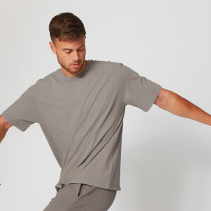 Myprotein Washed T-Shirt - Quarry