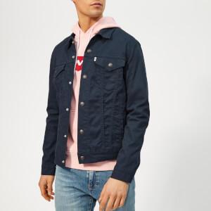 Levi's Men's Trucker Jacket - Navy Blazer Cord