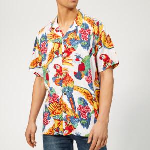 Levi's Men's Cubano Shirt - Parrots
