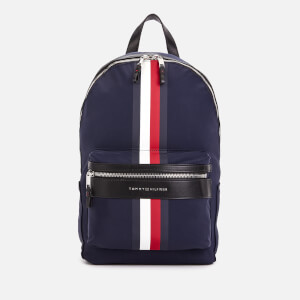 Tommy Hilfiger Men's Elevated Backpack Stripe - Tommy Navy
