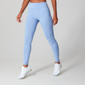 Myprotein Power Leggings - Vista Blue