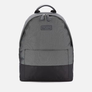 Ted Baker Men's Karat Nylon Backpack - Black