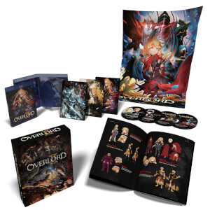 Overlord II - Season Two Limited Edition Dual format Zavvi Exclusive