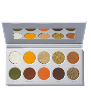 Morphe X Jaclyn Hill Armed and Gorgeous Eye Shadow Palette