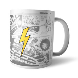 Taza Flash Gordon Classic Comic