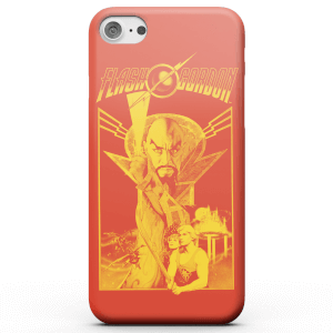 Cover telefono Flash Gordon Retro Movie per iPhone e Android