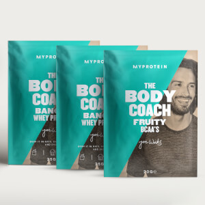 The Body Coach Sample Bundle