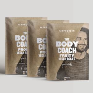 The Body Coach Vegan Sample Bundle