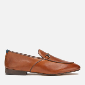 Hudson London Men's Carmarthen Leather Loafers - Tan