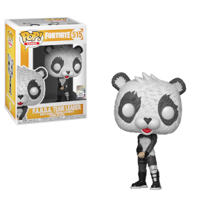 Figura Funko Pop! - Panda Team Leader - Fortnite