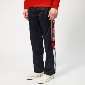 Champion Men's Track Pants - Navy/Red/White