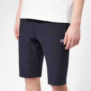 Champion Men's Bermuda Jersey Shorts - Navy