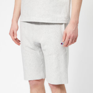 Champion Men's Bermuda Jersey Shorts - Grey