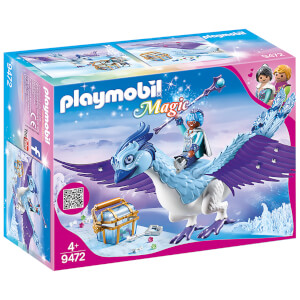 Playmobil Magic Winter Phoenix with Jewellery Case (9472)