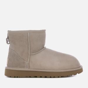 UGG Women's Classic Mini II Sheepskin Boots - Oyster