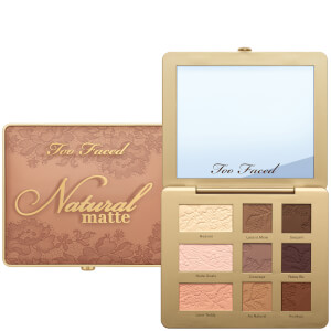 Too Faced Matte Natural Eye Shadow Palette 12g